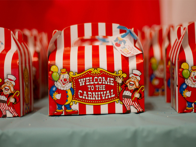 Quot Under The Big Top Quot Vintage Circus Dessert Table Love