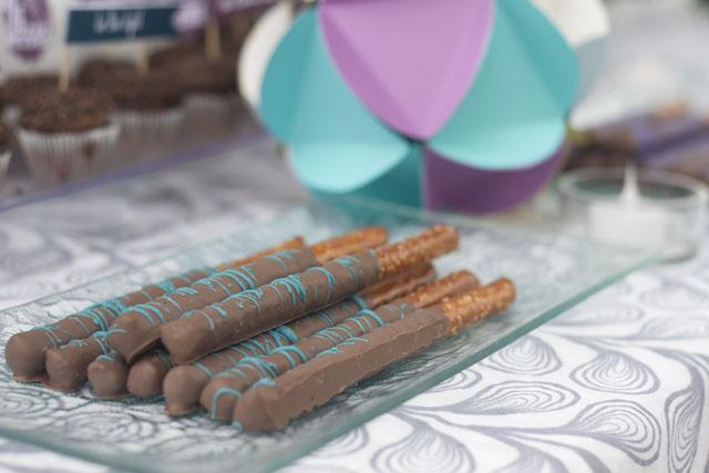 BTM Chocolate Pretzels
