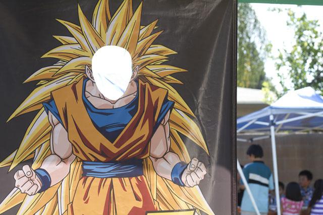 Dragon Ball Z banner by Jah Screen