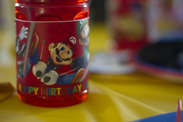 super mario wii tournament drinks