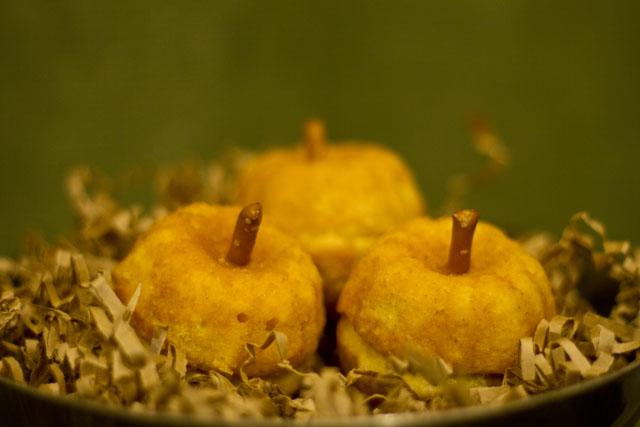 Recipe: Burnt Butter Pumpkin Pound Cakes