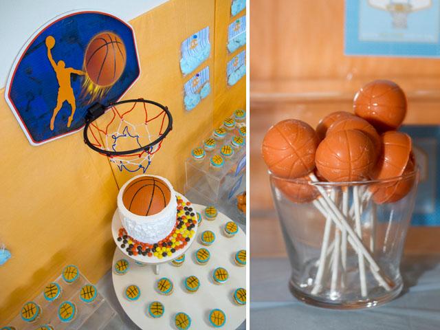 Slam Dunk Dessert Table Love Every Detail