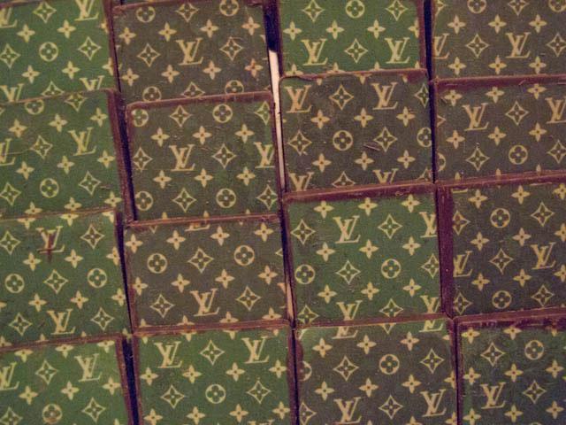 Louis Vuitton Dessert Table