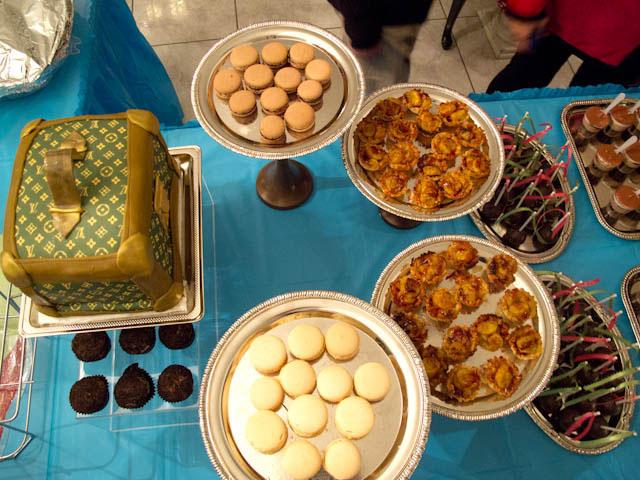 louis vuitton inspired desserts
