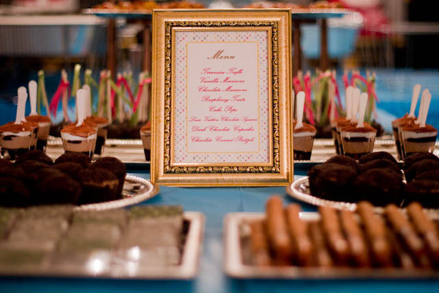 louis vuitton inspired dessert table