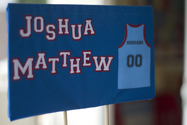 joshua matthew banner