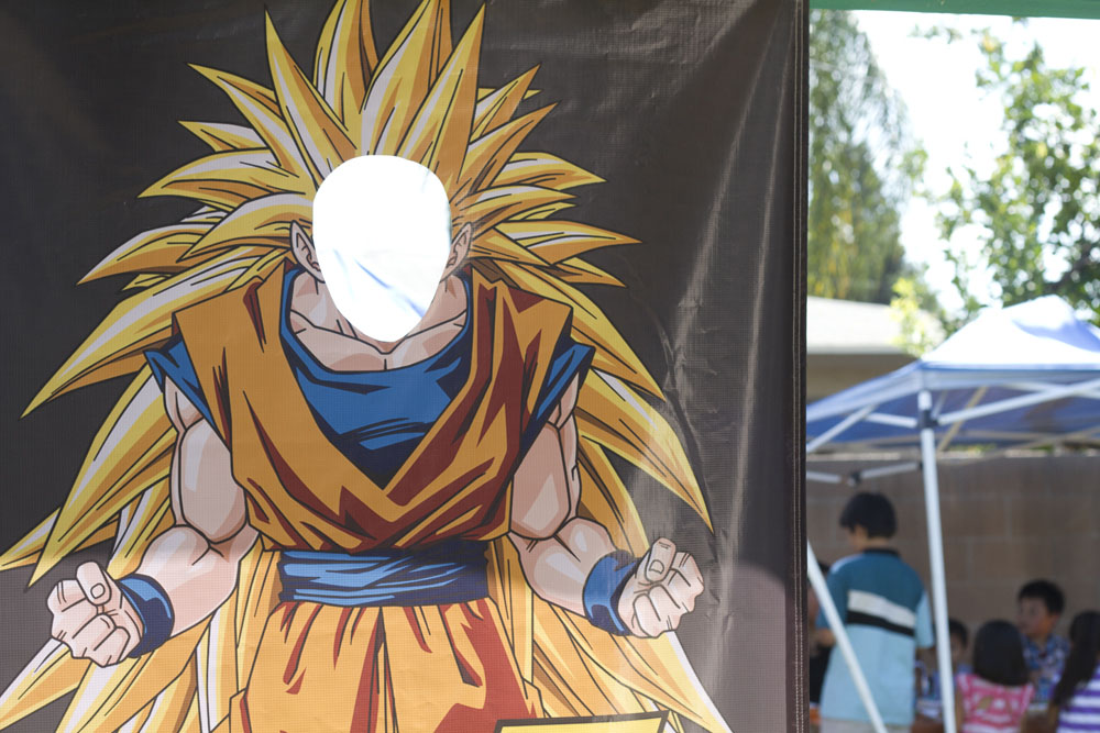 Dragon ball z birthday love every detail for Dragon ball z decorations