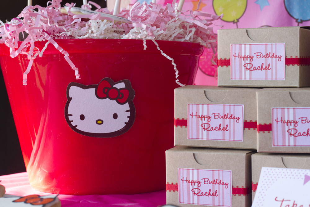 hello kitty favors
