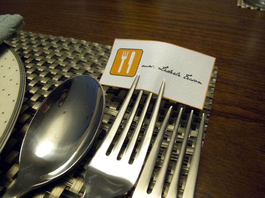 Modern Dinner Party