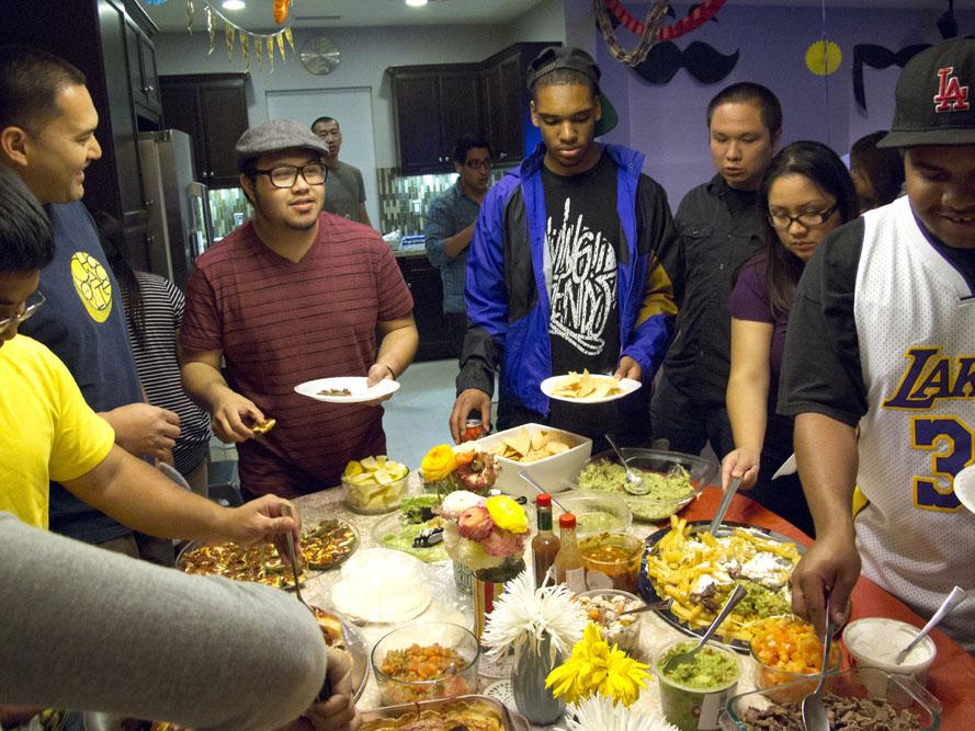 cinco de mayo party food
