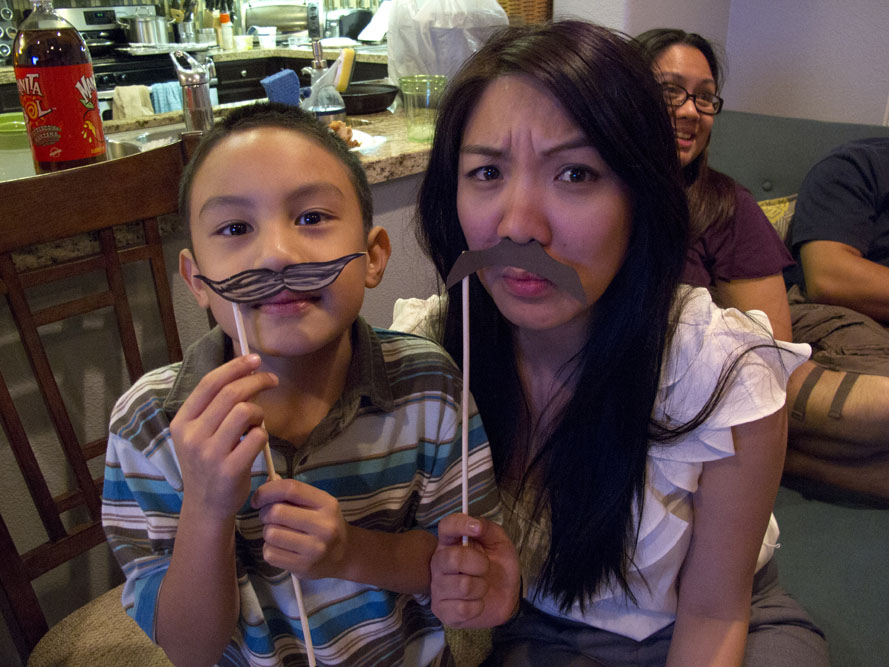cinco de mayo party moustache