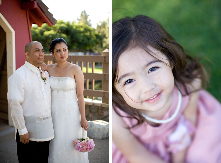 Cherry Blossom Wedding photos