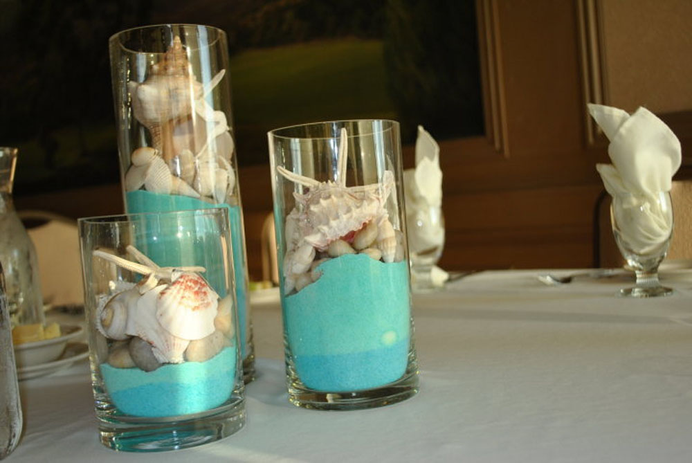 Turquoise And Orange Beach Inspired Wedding Part 2 Love Every