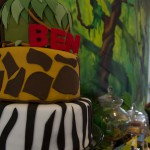 Madagascar Jungle First Birthday Party