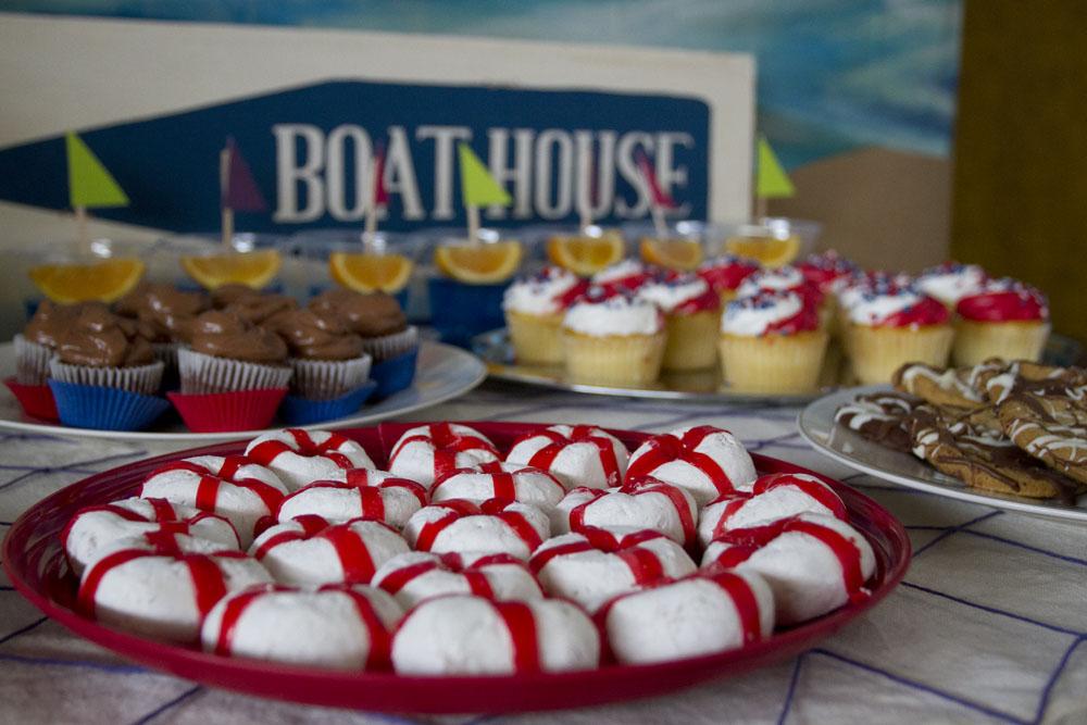 Nautical Desserts