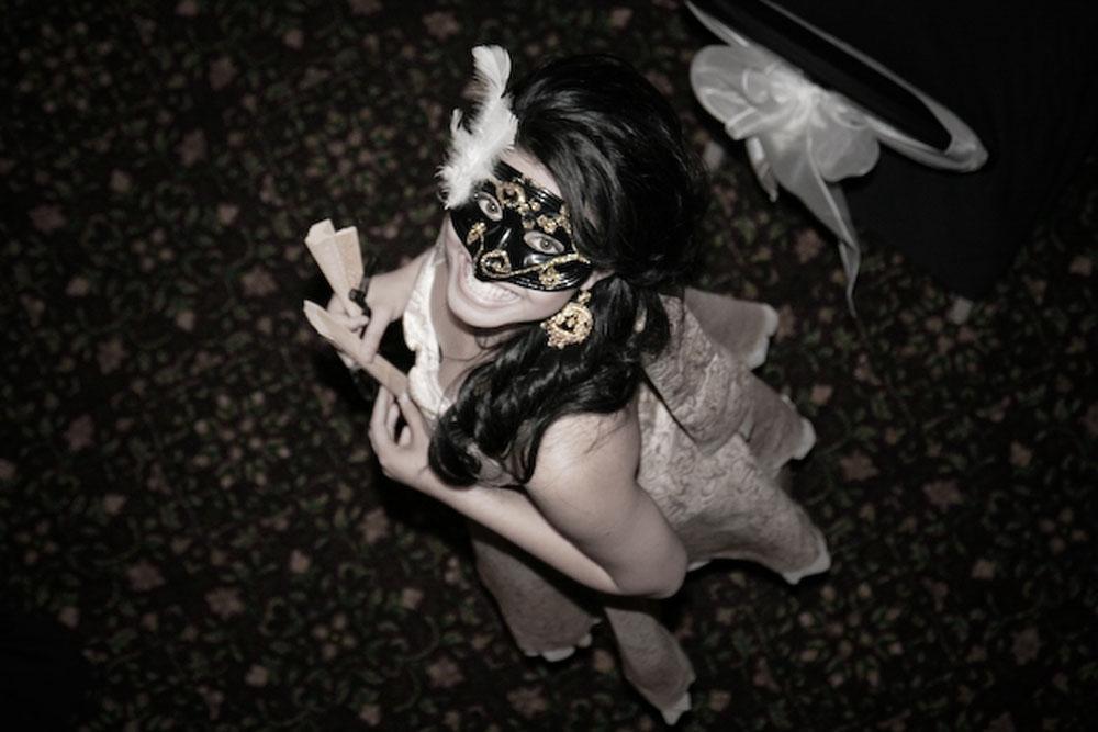 Masquerade Debut Guest