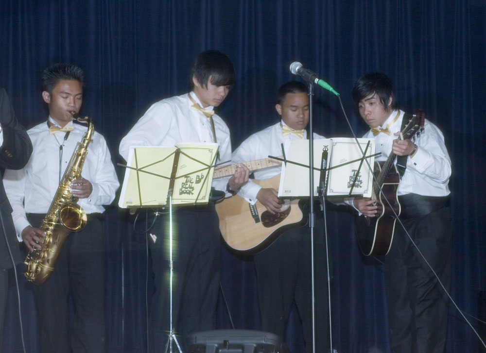 Masquerade Debut Band