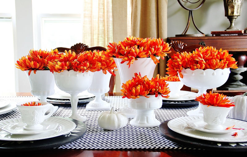 thanksgiving tablescapes 2012 love every detail