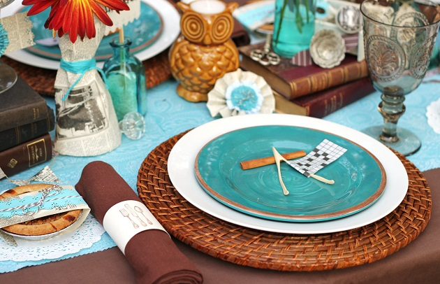 Thanksgiving Tablescapes 2012