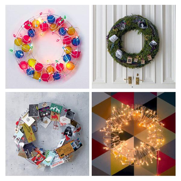 CB2 wreaths