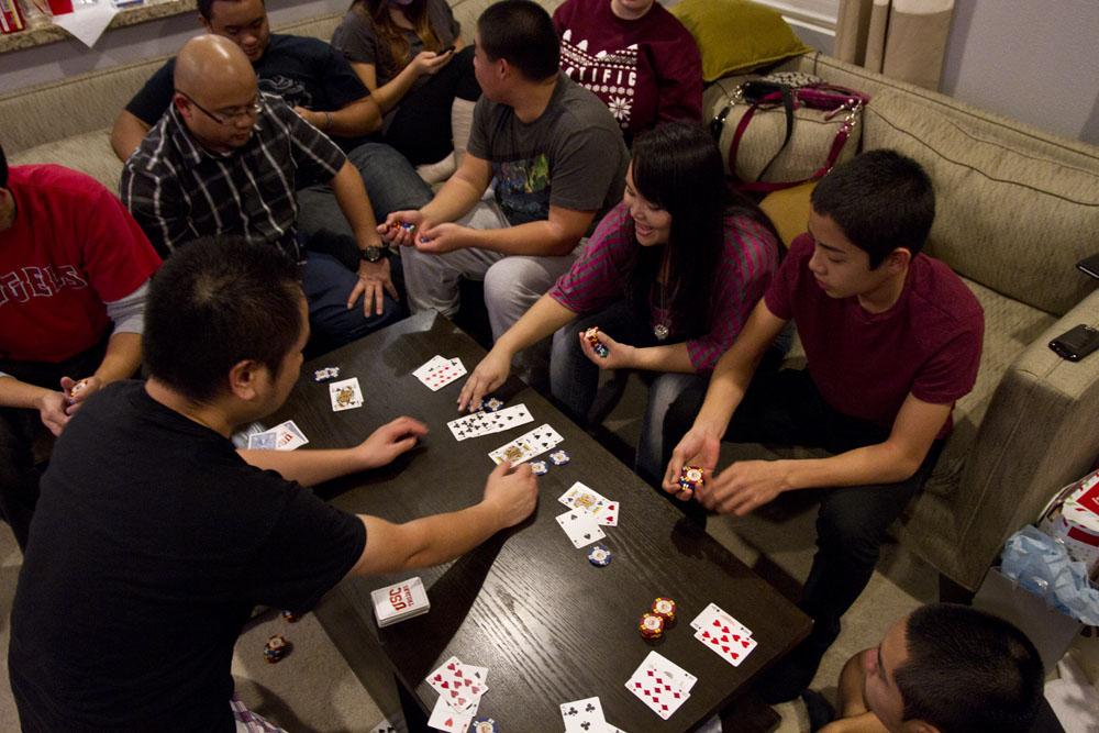 Christmas Sock Exchange Blackjack
