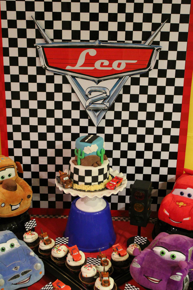 Cars Dessert Table-006