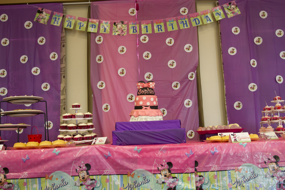 Minnie Mouse First Birthday-009